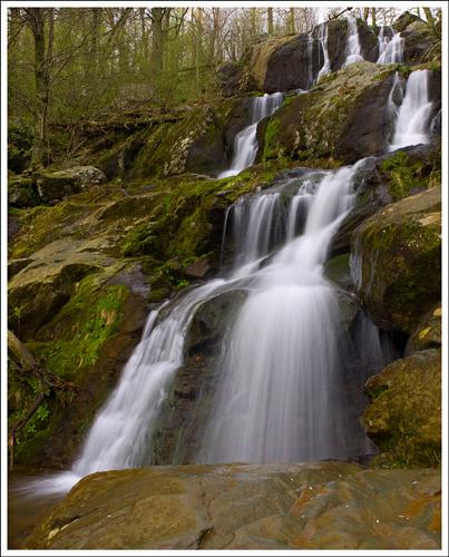 Upper Dark Hollow Falls