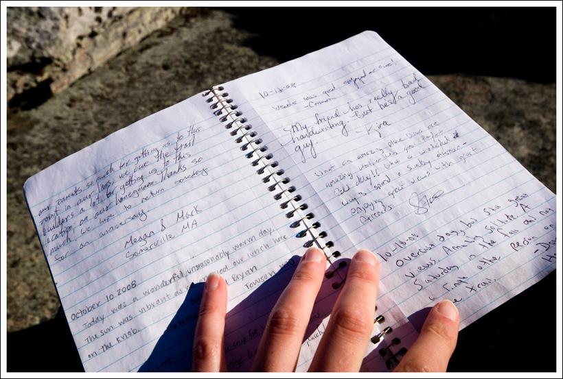 Trail Journal