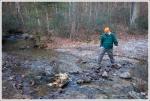 Crossing Passage Creek