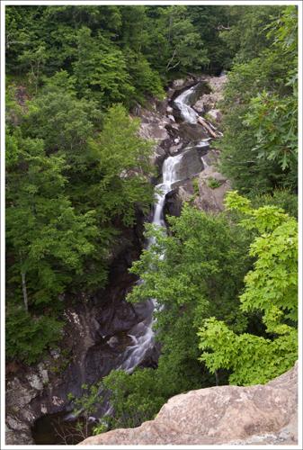 White oak canyon virginia trail guide