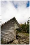 The Thomas Knob Applachian Trail Hut