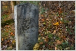 William Howard, a confederate soldier, is buried along the Brown Gap fire road.