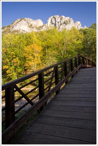 Seneca Rocks Wv >> Seneca Rocks Wv Virginia Trail Guide