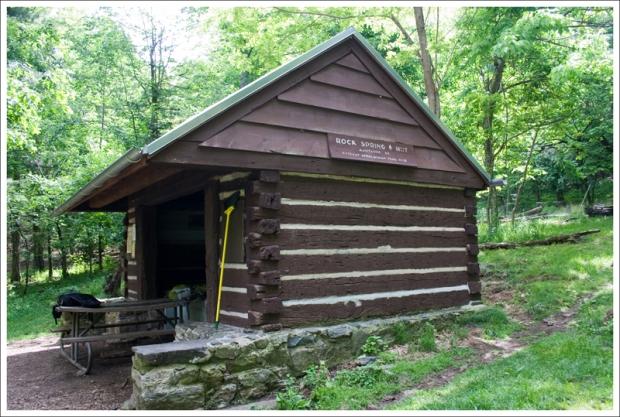 Rock Spring Hut