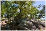 Hiking Over Rocks