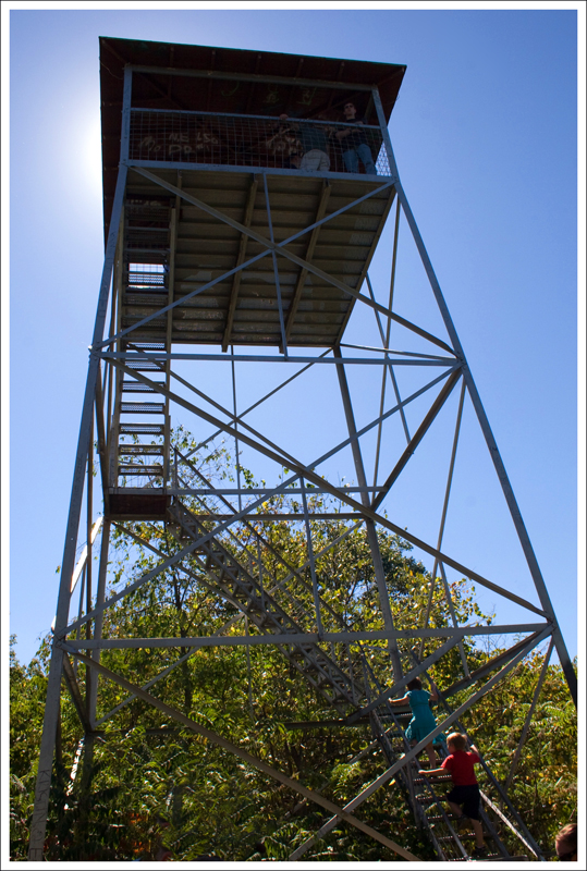 The Woodstock Tower