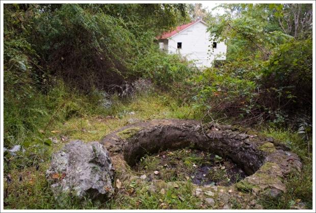 Snead Farm - Barn and Cistern