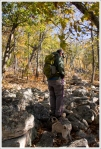 Trail gets even rockier