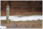Snow at the Trailhead