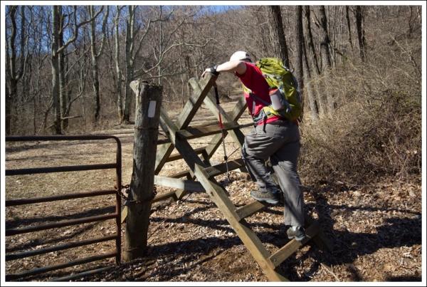 Climbing the Stile