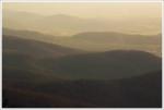 Rolling Hills Near Sunset