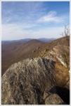 The Pinnacle Looking Toward Marys Rock