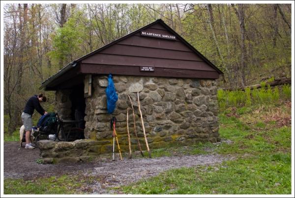 Bearfence Hut