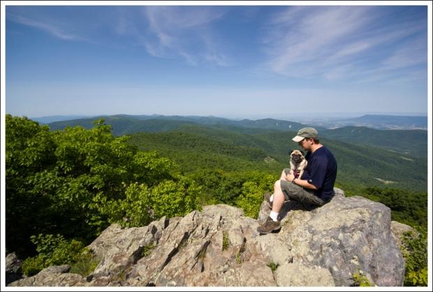 Summit of Hightop Mountain