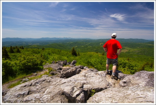 View from Little Pinnacle
