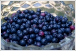 Blueberries at home