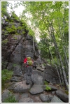 Cadillac Cliffs Boulders