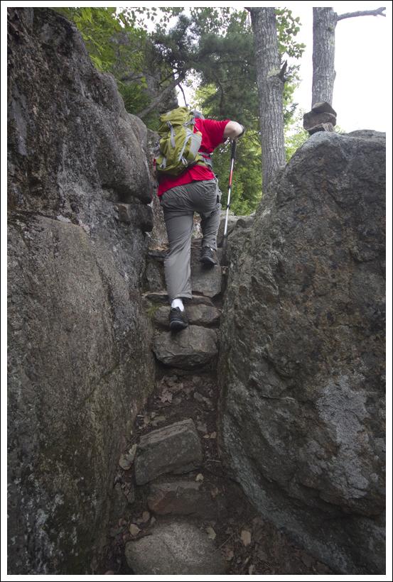 Gorham Mountain To The Bowl Acadia National Park Me