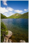 Lovely Jordan Pond
