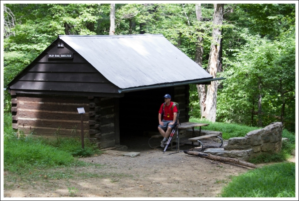 Old Rag Shelter