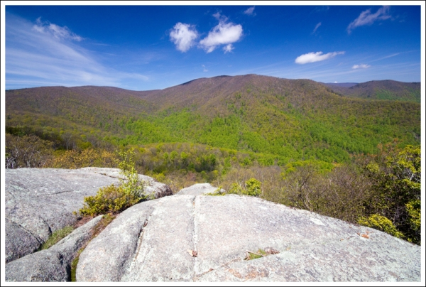 Spectacular View from Bear Church Rock