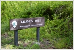 Graves Mill Sign