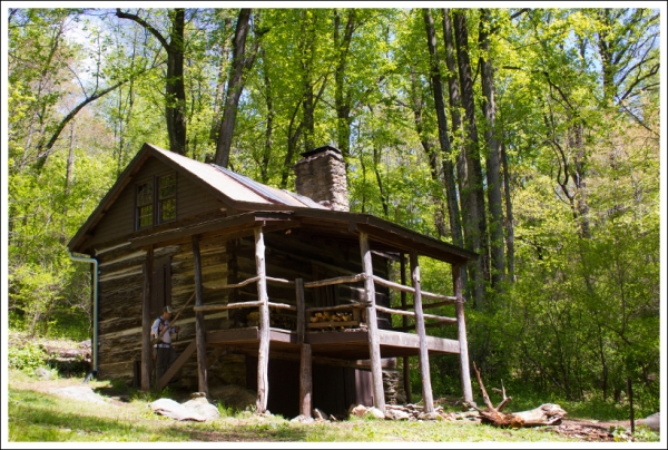 The Jones Mountain Cabin