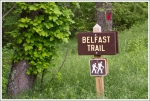 Start of the Belfast Trail