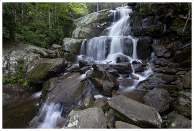 Lower Laurel Falls