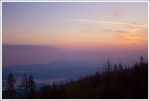 Sunrise on LeConte