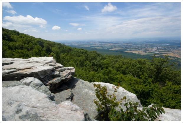 View Along the Bird Knob Hike