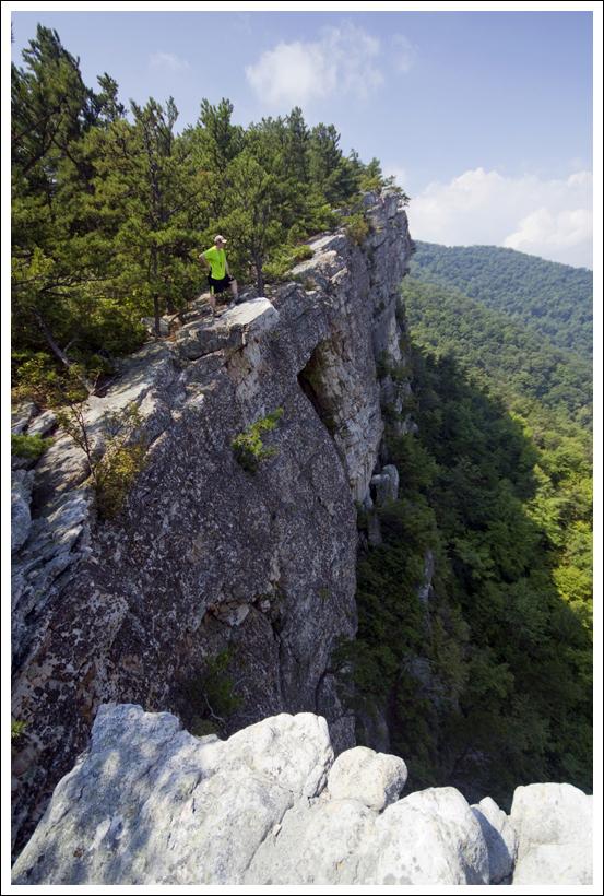 Tuscorora Cliff