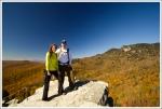 At the Top of Rough Ridge