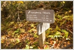 Beacon Heights Trail Sign