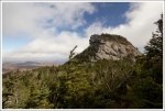 Landscape on Grandfather Mountain