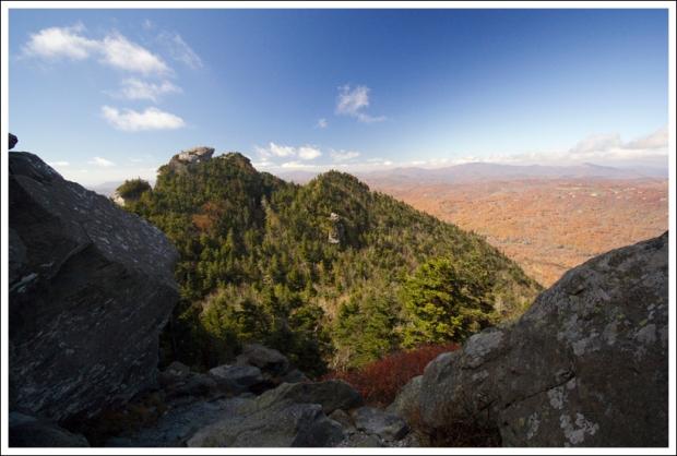 Beautiful views from Attic Window Peak