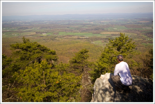 Adam at the Overlook