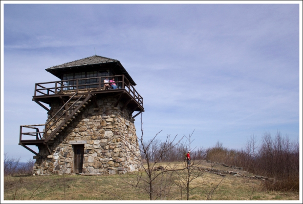 High Knob Fire Tower