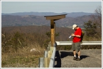 Parking Areas for High Knob Trail