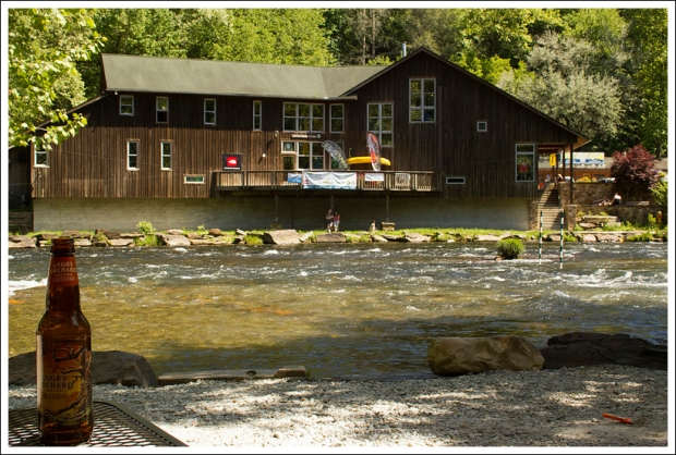 The Nantahala Outdoor Center