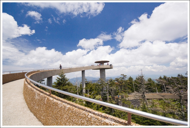 Back to Clingmans Dome