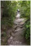 Steeper Rockier Trail