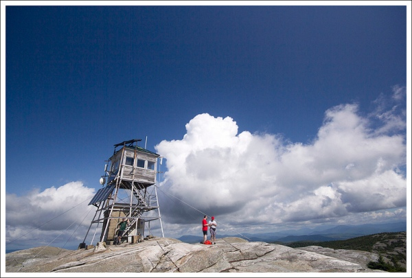 Mt. Cardigan Fire Tower