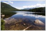 Franconia Ridge from Lake