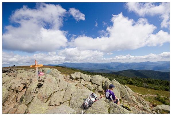 Mt. Moosilauke Summit Views
