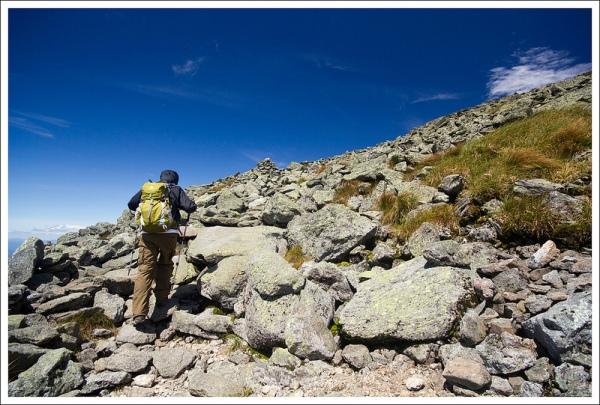 Tough Climbing