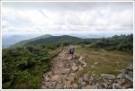 Views on Hike Down