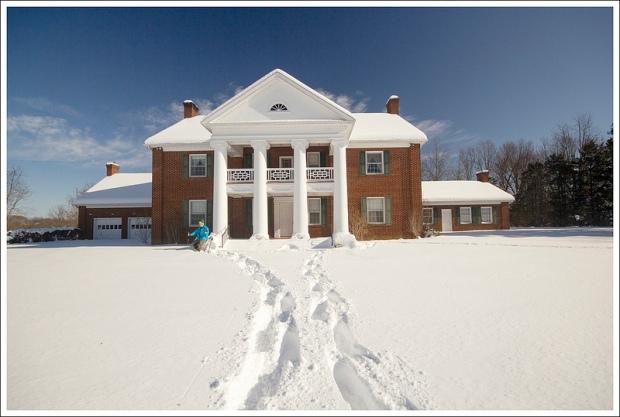 The Kite Mansion