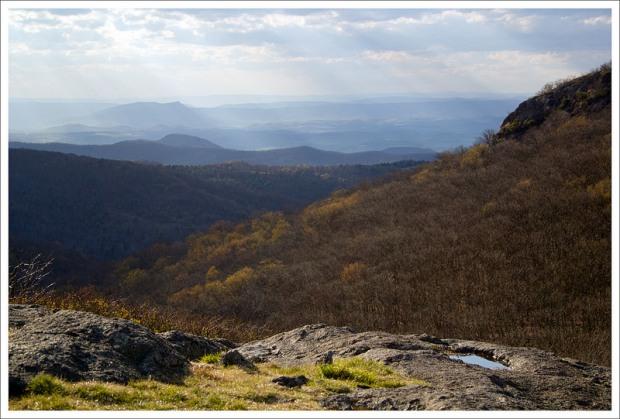 Spy Rock View