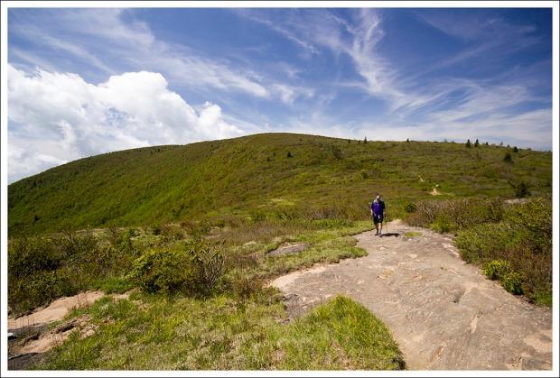 Open Hiking